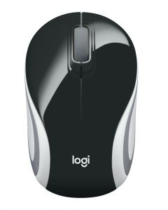 Logitech M187 black mini