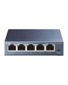 TP-Link TL-SG105 - 5-Port Gigabit Desktop Switch