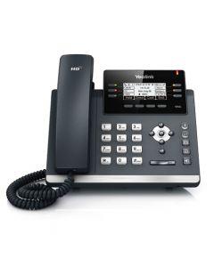 Yealink SIP-T42G VOIP Vaste Telefoon - Zwart
