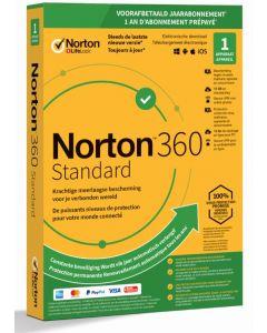 Norton 360 Standaard - 1 Gebruiker / 1 Toestel