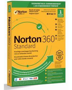 Norton 360 Standard - 1 Gebruiker / 1 Toestel