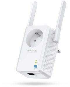 TP-Link TL-WA865RE - 300 Mbps Wifi Range Extender met Stopcontact