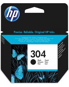 HP 304 Inktcartridge Zwart