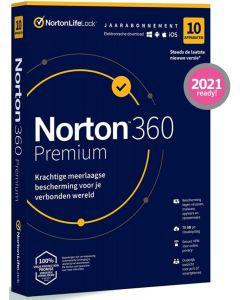 Norton 360 Premium - 1 Gebruiker / 10 Toestel