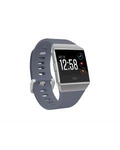 Fitbit Ionic Sportwatch Blauw - Grijs - Wit