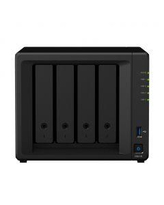 DS418 4 bay NAS 1.4Ghz Quadcore CPU