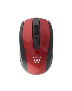 Ewent Wireless mouse red 1000/1200/1600
