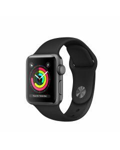 Apple Watch Series 3 38mm - Zwart