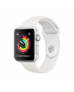 Apple Watch Series 3 42mm - Wit