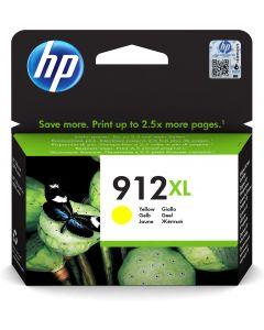 HP 912XL Inktcartridge - Geel