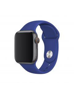 BeHello Premium Apple Watch 42/44mm Silicone Strap Blue