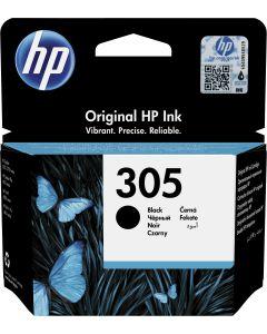 HP 305 Inktcartridge - Zwart