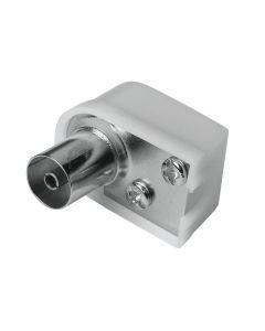 antenne coax koppeling 90GR 1F