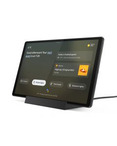 Lenovo Tab M10 FHD Plus + Smart Charging Station - Grijs
