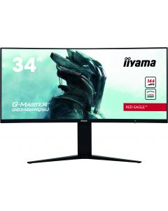 "GB3466WQSU-B1/34"" CURVED WQHD 144Hz ETE"