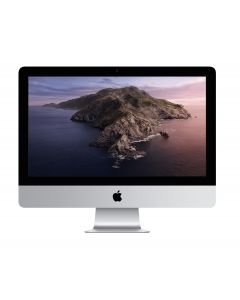 "Apple iMac (2020) 21.5"" - 2.6Ghz Quad-Core i3 - 8GB Ram - 256GB SSD - Radeon Pro 555X"