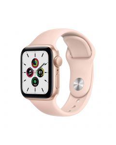 Apple Watch SE 40MM Sport Band - Roze/Goud