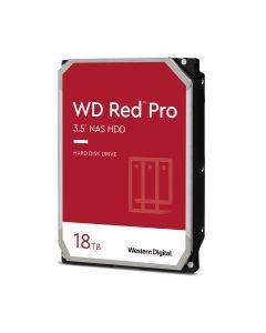 Western Digital WD Red Pro 18TB NAS Harde Schijf