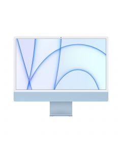 "Apple iMac 24"" (2021) M1 - 256GB SSD - 8GB Ram - Blauw - AZERTY"