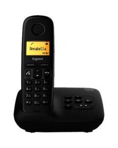 Gigaset A270A Draagbare Telefoon met Antwoordapparaat - Zwart