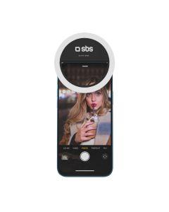 SBS Selfie Ring Licht - Zwart