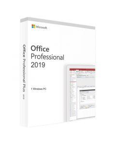 Microsoft Office 2019 Professional PC