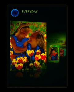 HP Everyday Glanzend Fotopapier A4 200gr - 25 Vellen